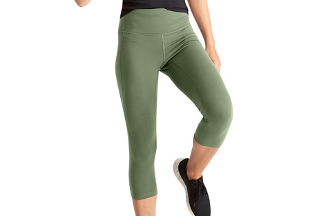 Perfect Core Capri Legging - Women's