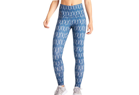 Studio High Rise Hatha Legging - Women's