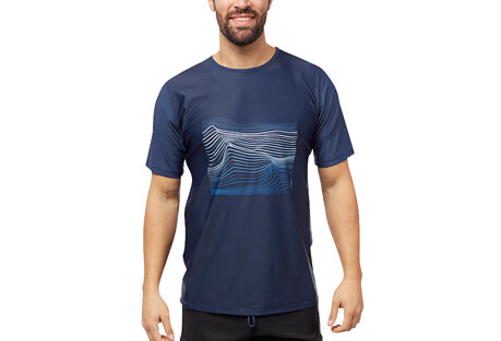 Coastal S/S Rashguard - Men's