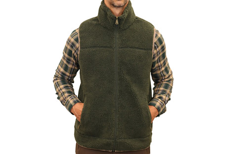 Grizzly Sherpa Vest - Men's