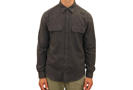 Chambray Woven Shirt - Men's