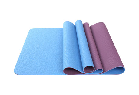 2 Tone Mat With Fabric