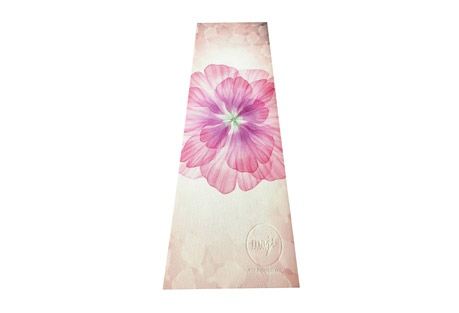 Multi Colored Laser Printed Yoga Mat