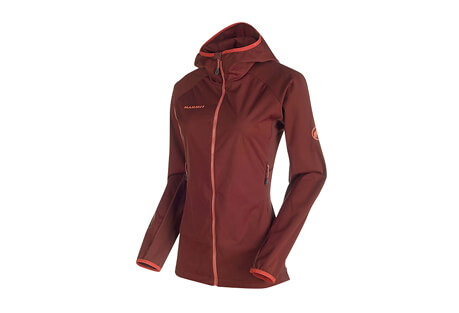 Keiko Light SO Hooded Jacket - Women's
