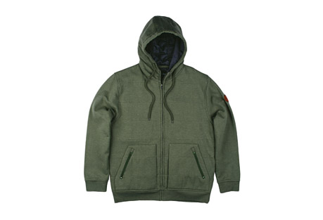 Asher Summit Fleece - Men's