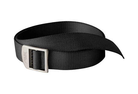 Webbing Belt Black One Size 53""