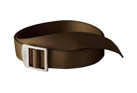 Webbing Belt Bison One Size 53""