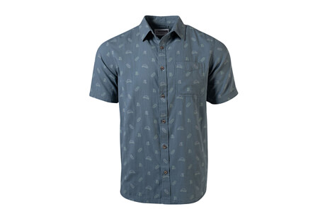 Camper Short Sleeve Shirt - Men's