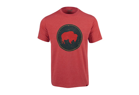 Bison Patch T-Shirt - Men's