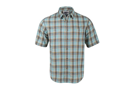 Saluda Short Sleeve Shirt Classic Fit - Men's