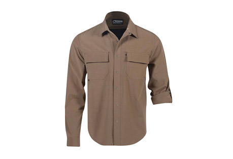 Loch Long Sleeve Shirt Classic Fit - Men's