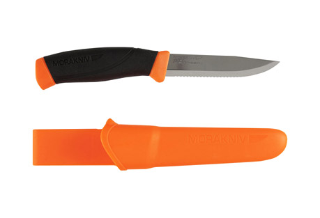 Companion Serrated Knife