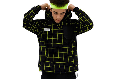 Grid Sweatshirt - Men's