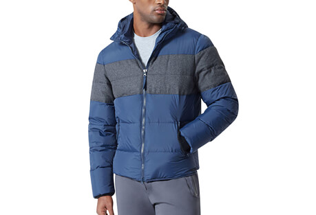 Noah Down Filled Puffy Jacket - Men's