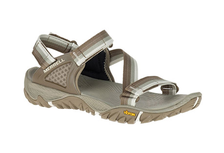 All Out Blaze Web Sandals - Women's