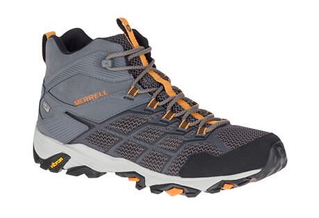 Moab FST 2 Mid WP Boots - Men's