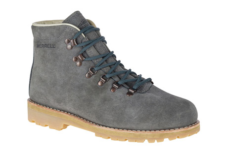 Wilderness USA Suede Boots - Men's