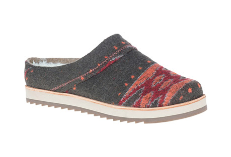 Juno Wool Clog - Women's