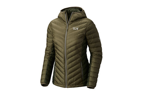 Micro Ratio™ Hooded Down Jacket - Women's