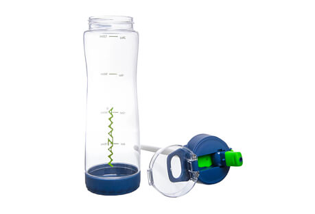 Tritan Water Bottle w/ Straw