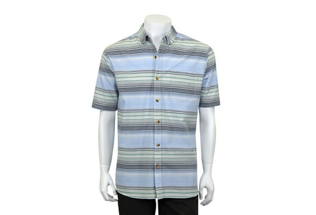 Oxford Button Up Short Sleeve - Men's