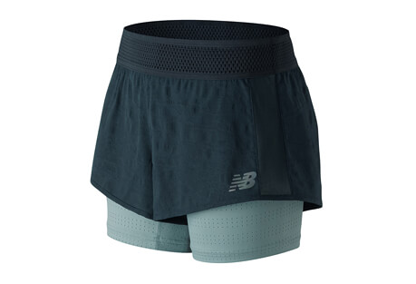 Q Speed Mesh Short - Women's