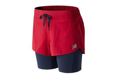 Impact Run 2 In 1 Short - Women's