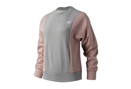 Relentless Tech Fleece Crew - Women's