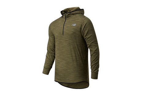 Tenacity Hooded Quarter Zip - Men's