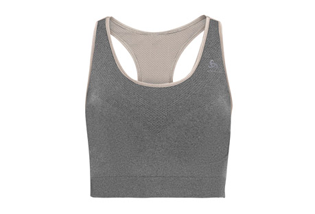 Seamless Medium Ceramicool Sports Bra - Women's