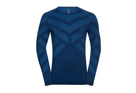Natural + Kinship Warm Long Sleeve Baselayer - Men's