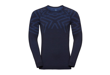 Natural + Kinship Warm Long-Sleeve Base Layer Top - Men's