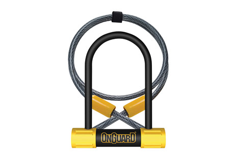 Bulldog Mini DT  U-Lock w/ 4' cable
