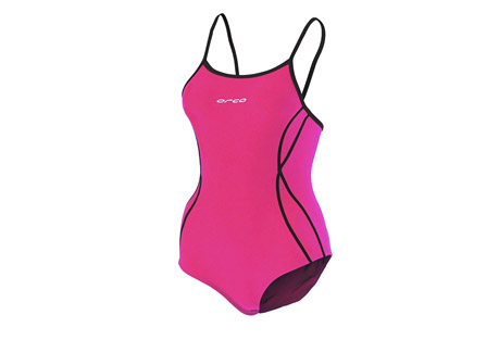 Core One Piece S-Back - Women's