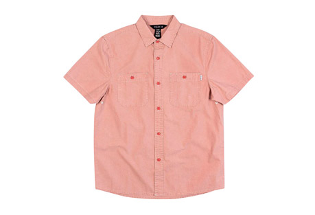 Washed Up S/S Woven - Men's