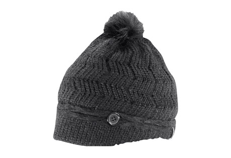 Emerson Knit Brim Beanie - Women's