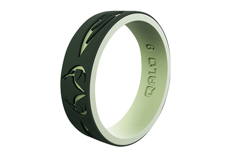 Standard Realtree Arrowhead Strata Ring - Women's