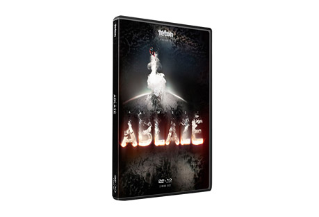 Almost Ablaze DVD