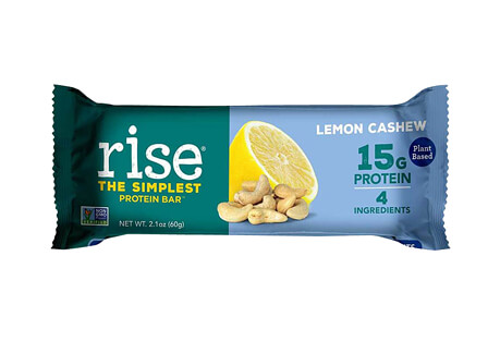 Lemon Cashew Vegan Protein Bar - Box of 12