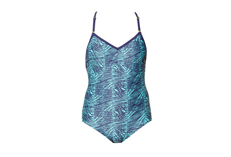 Dive In One Piece Swimsuit - Womens