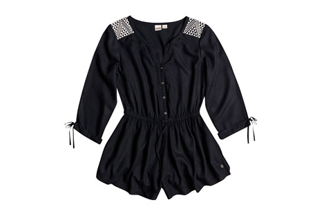 Midnight Edge Romper - Women's