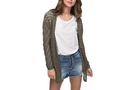 Awake My Soul Cardigan Sweater - Women's