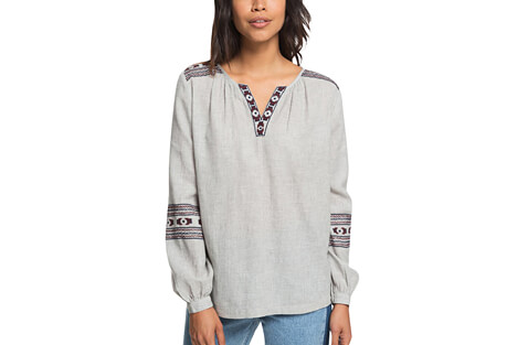 Timing Matters Long Sleeve Shirt - Women's