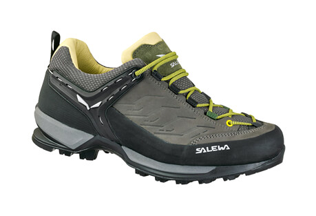 Mountain Trainer Leather Shoes - Men's