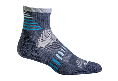 Asecned II Quarter Socks - Women's