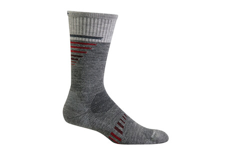 Ascend II Crew Socks