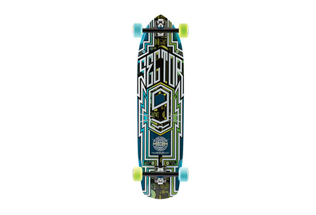 Carbon Flight Skateboard Complete