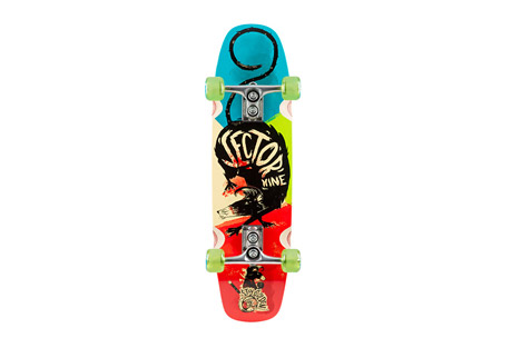 Barra Soap Complete Skateboard