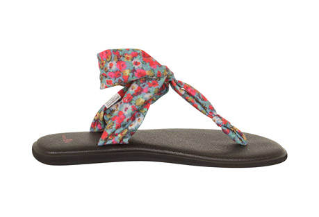 Yoga Sling Ella Prints Sandals - Women's