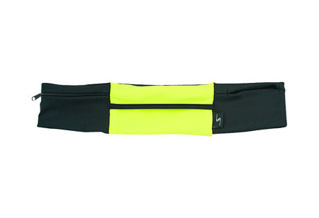 3 Pocket Adjustable Running Belt
